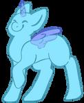 Female pony base
