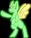 Male pony base
