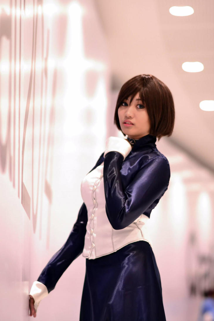 Elizabeth - Bioshock Infinite by FairyOfMischief