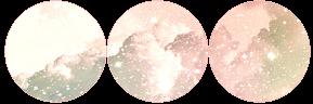 pastel peachy space II f2u by aisuu-chann