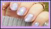 aesthetic nails II f2u stamp by aisuu-chann