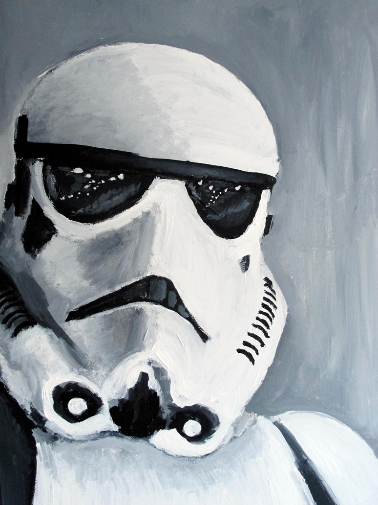 Stormtrooper by AndreasUneby