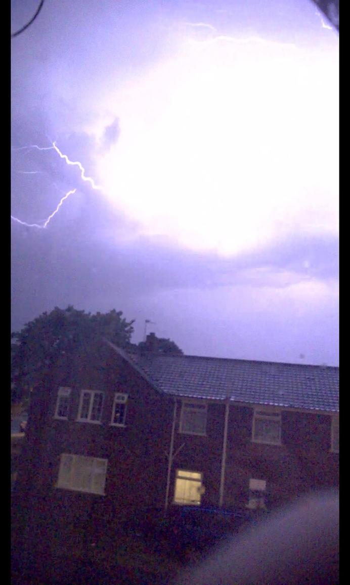 Lightning by Gman2