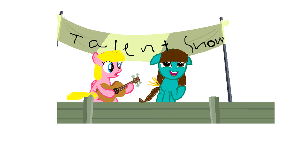The Talent Show by mypony13