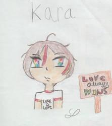 Kara by mypony13
