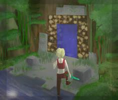 Minecraft Adventures by Nin-Wolf