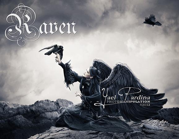 Raven by YaelPardina