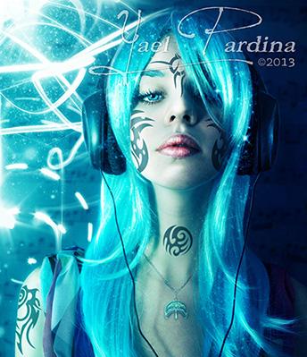 Perception of Melody by YaelPardina