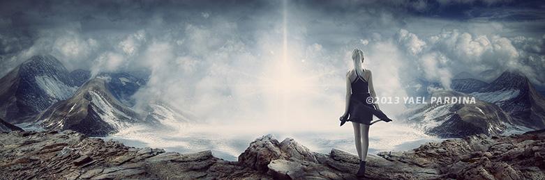 The Light in Between by YaelPardina