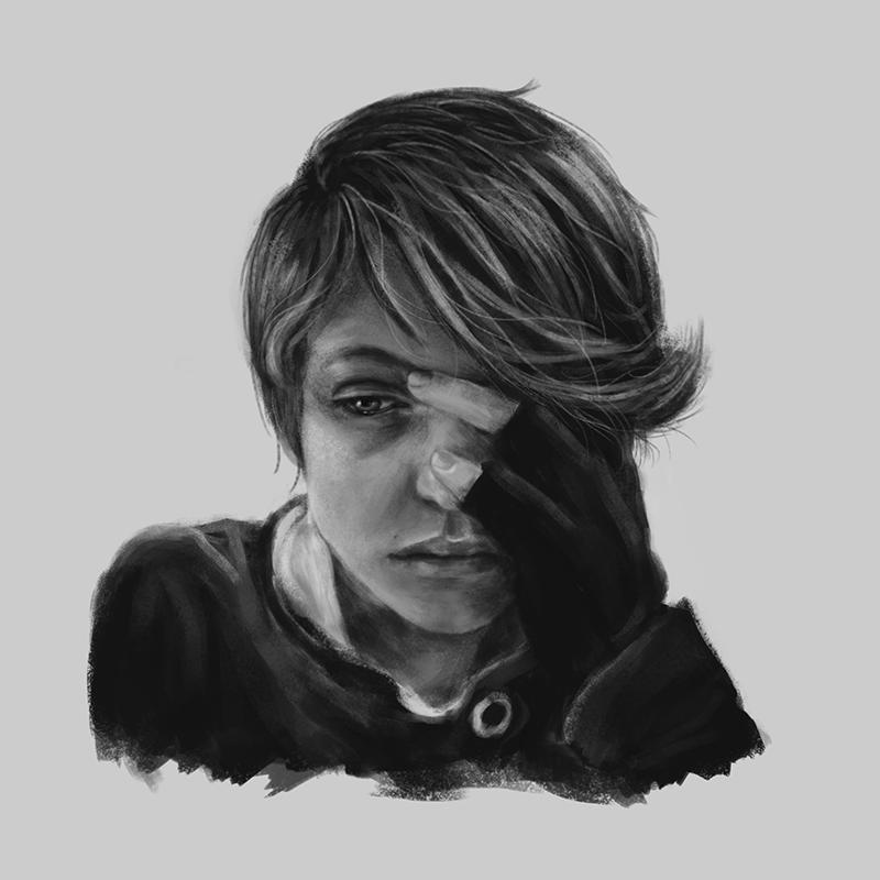Selfportrait Study