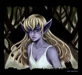 Draw it again! Dark Elf