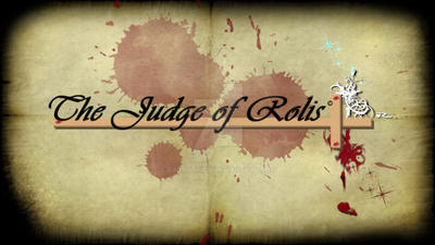 The Judge of Rolis book cover by Ragrothist