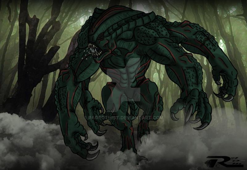 Talon  by Ragrothist