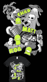 Chad Matt and Rob adventures