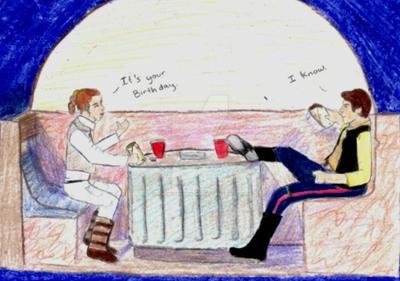 Jason's Bday Card by thesuperbandini