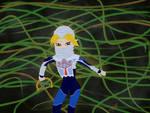 Sheik In Vines (New) by artistsrj