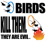 They are evil