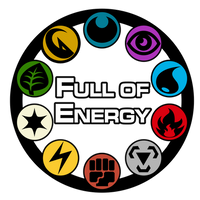 Full of Energy - Pokemon TCG by VADi25
