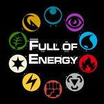 Full of Energy - Pokemon TCG