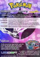 Fairy Type TCG Tournament Poster by VADi25
