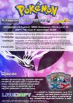Fairy Type TCG Tournament Poster
