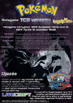 Dark Type TCG Tournament Poster