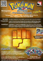 Fighting Type TCG Tournament Poster (FuriousFists)