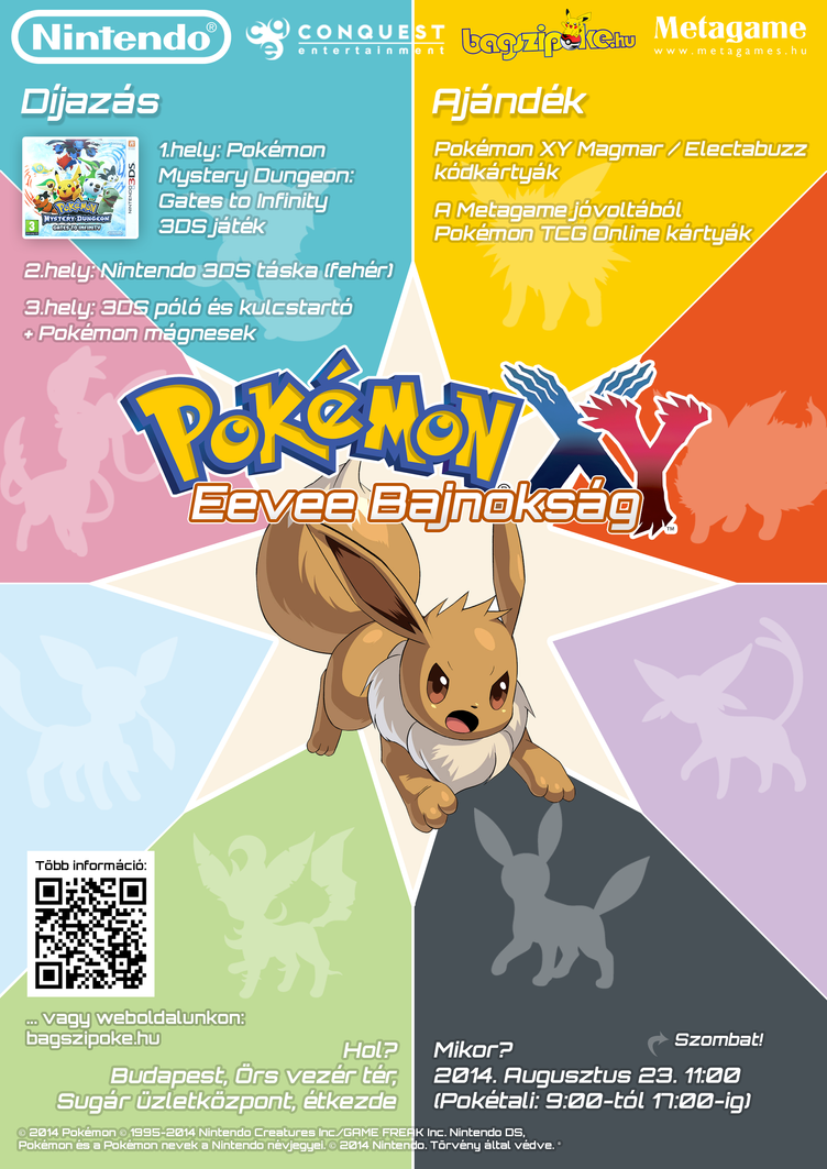 Eevee Tournament by VADi25