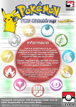 Pokemon TCG Oktatonap 2015