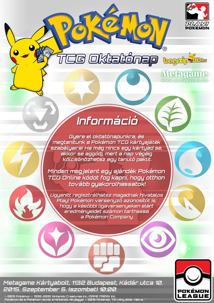 Pokemon TCG Oktatonap 2015 by VADi25