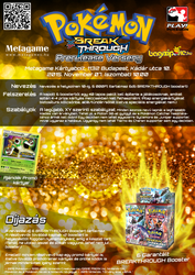 BREAKThrough Prerelease Poster
