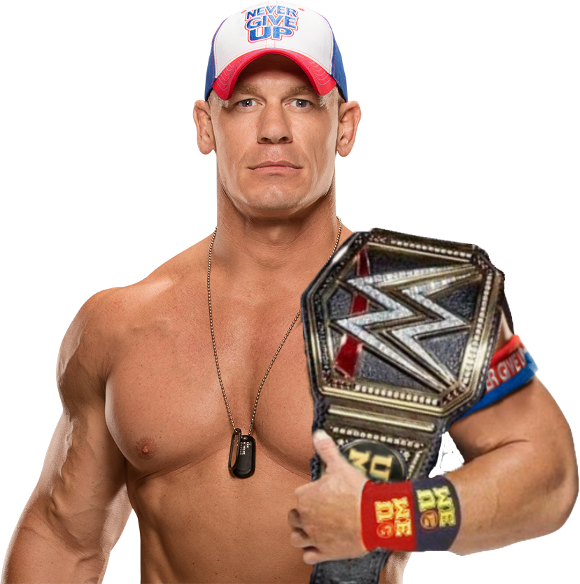 John Cena wwe champion By HamidPunk by hamidpunk on DeviantArt