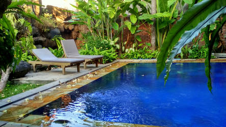 Tropical Swimmingpool