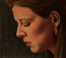 Amber Benson by KellyCDB