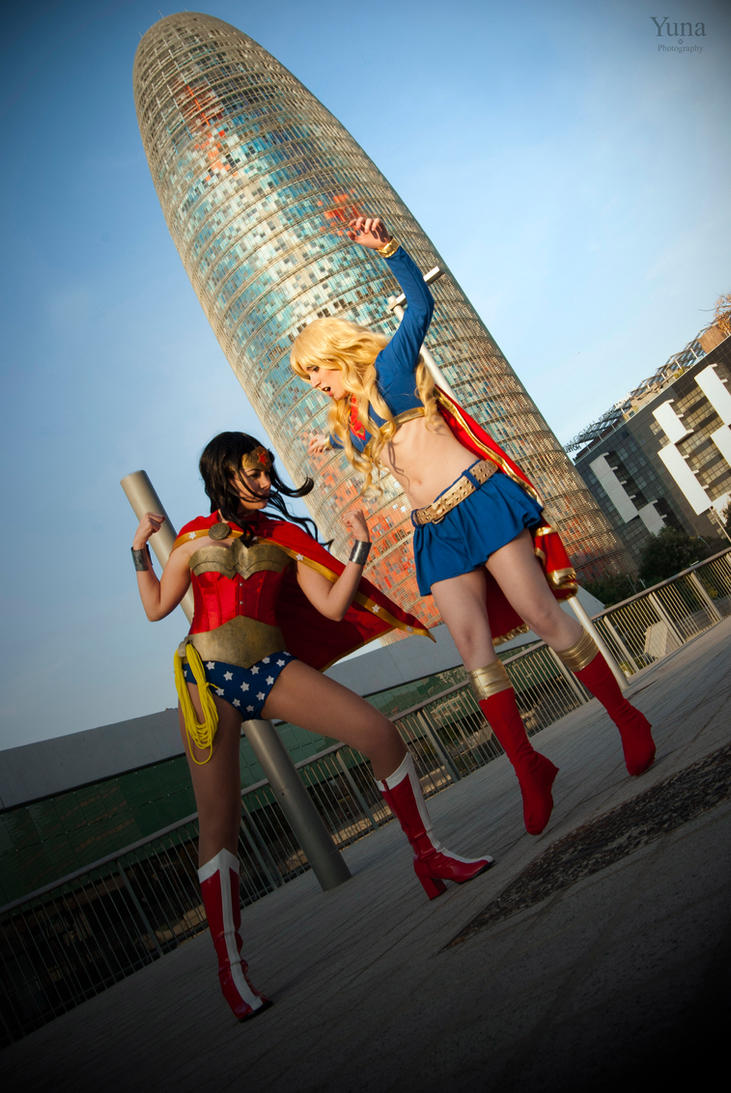 Wonder punchhh by AliciaMigueles