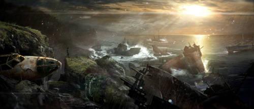 Shipwreck Vista