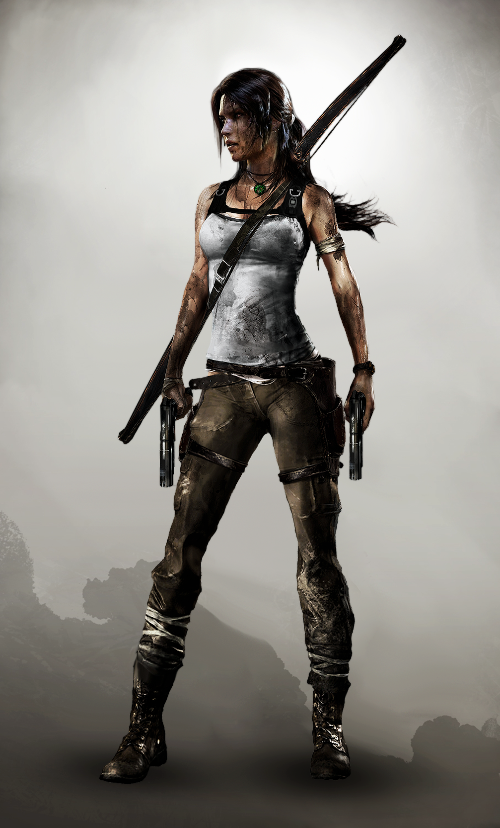 Photoshopped Artwork by TombRaider-Survivor