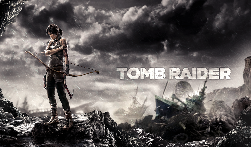 Tomb Raider 2013 Wallpaper: Unofficial Wallpaper By TombRaider-Survivor