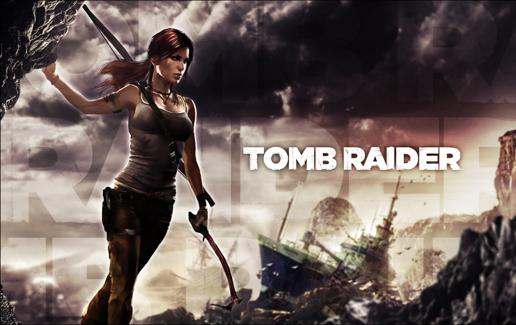 Tomb Raider 2013 Wallpaper: Fan Art And Cosplay Gallery