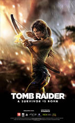 Tomb Raider - Unofficial Poster by TombRaider-Survivor