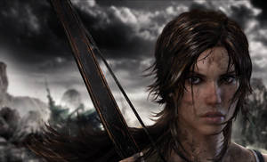 Tomb Raider - Portait