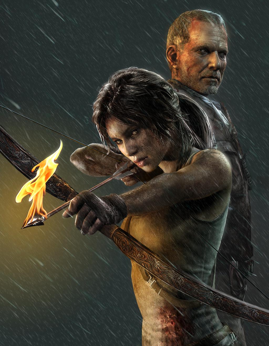 HQ Multiplayer Wallpaper by TombRaider-Survivor