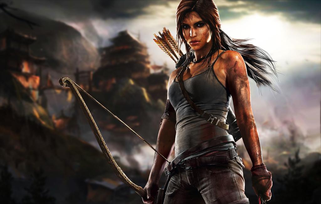 Tomb Raider - Unofficial Wallpaper by TombRaider-Survivor