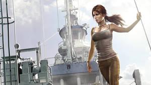 Tomb Raider - The beginning - Official Wallpaper