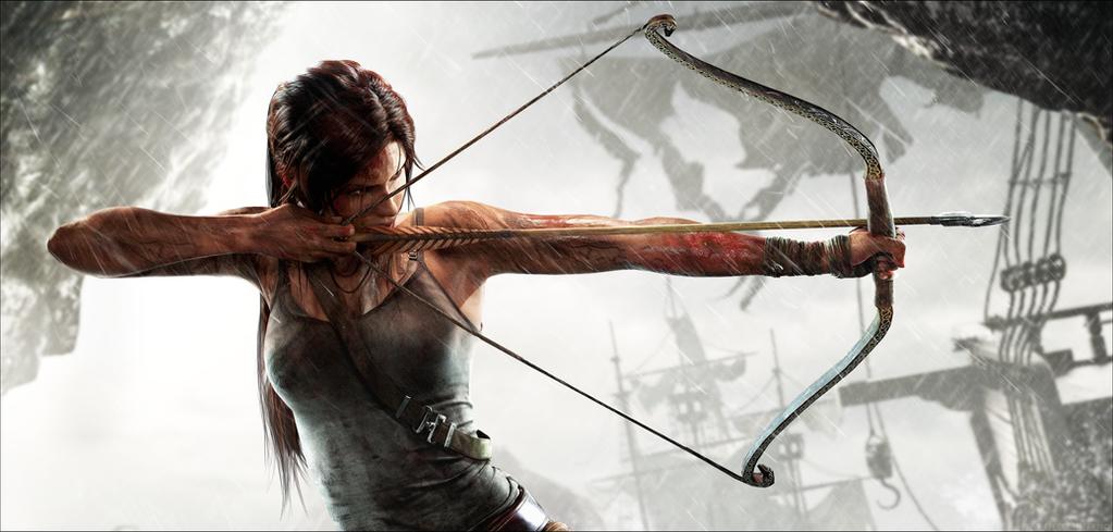 Tomb Raider - Unofficial Reborn Wallpaper by TombRaider-Survivor