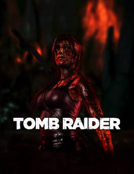 Tomb Raider - A survivor is born - Blood Bath