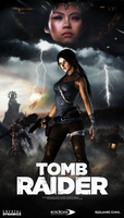 Tomb Raider -  Unofficial Poster