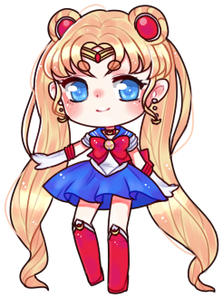 sailor moon by Icee-tan