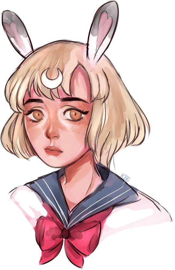 bunny by Icee-tan