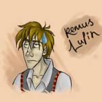 Annoyed Remus